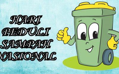 """SEMINAR KELAS 7 MEMPERINGATI """"Hari Peduli Sampah Nasional Tahun 2021"""""""